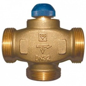 Триходові термостатичі клапана ГЕРЦ CALIS, м.тернопіль