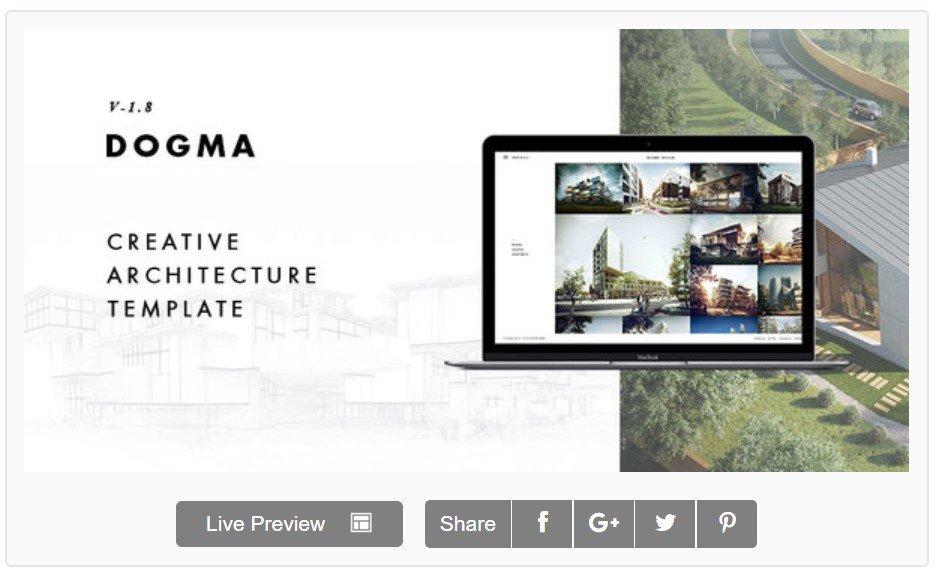 Dogma - WordPress Responsive Template