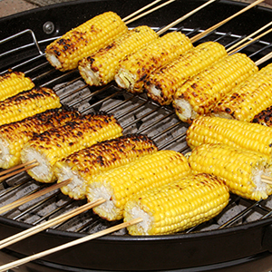 Gazebo Room Grilled Corn on the Cobb