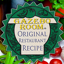 Gazebo Room Original Restaurant Recipes