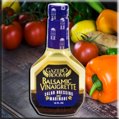 Gazebo Room Balsamic Vinaigrette