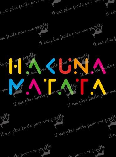 Body HAKUNA MATATA