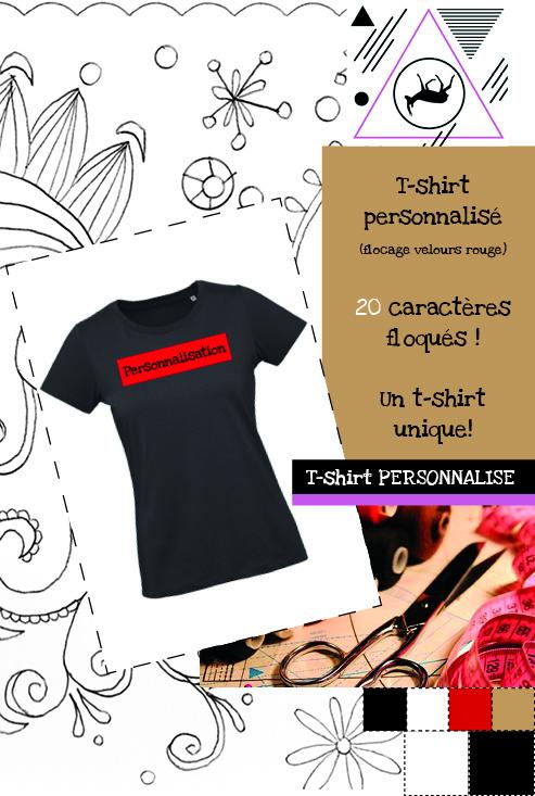 t-shirt-personnalise-flocage