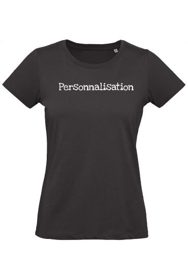 T-shirt personnalisation