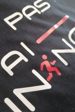 T-shirt J'peux pas j'ai Running