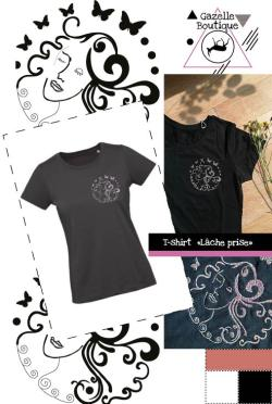 T-shirt Respire tranquille