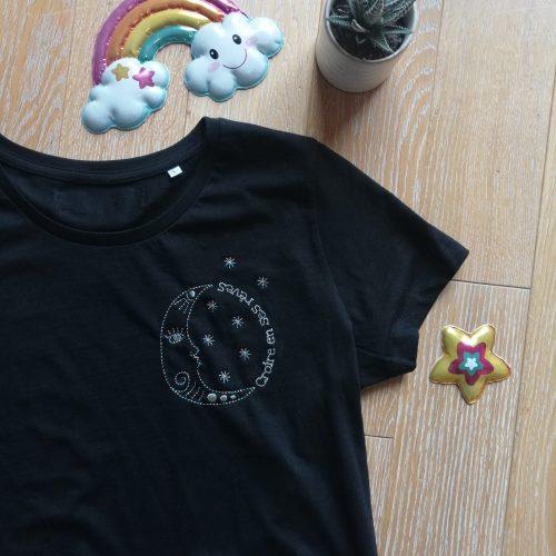 T-shirt «Croire en ses rêves»