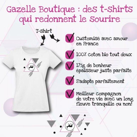t-shirt de qualité