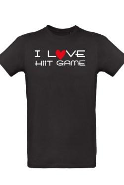 T-SHIRT HIIT GAME