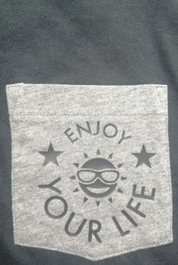 T-shirt ENJOY YOUR LIFE