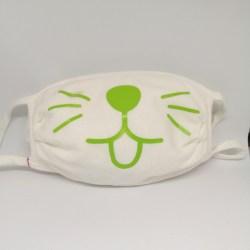Masque barrière : masque chat-CH16