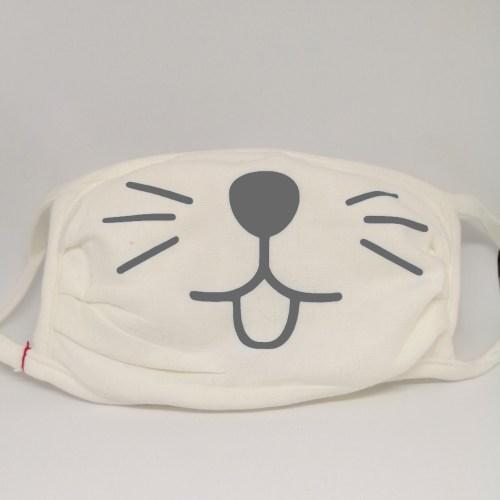 Masque barrière : masque chat-CH19-G