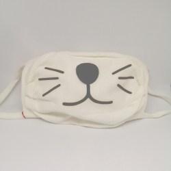 Masque barrière : masque chat-CH17-G