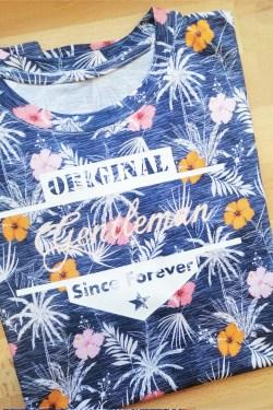 T-shirt Original Gentleman (version été)