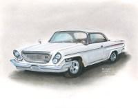 Chrysler Newport - Soft Pastel