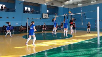 На Кубке области по волейболу балаковских девушек обыграла саратовская команда