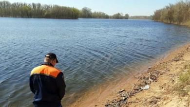 Из реки в Красном Яре сегодня достали труп мужчины