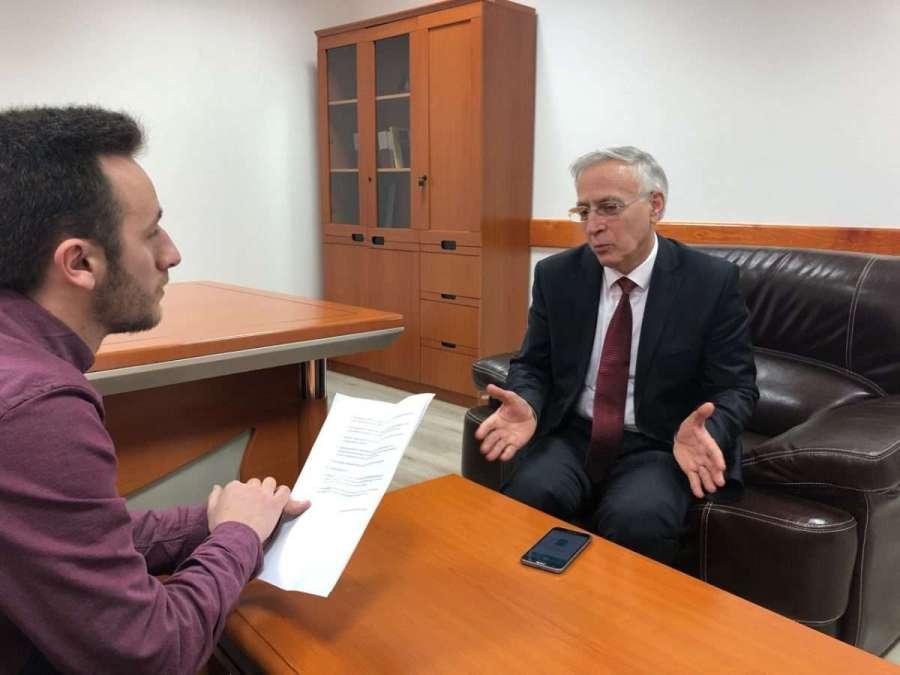 Intervista me ish-kryeparlamentarin Jakup Krasniqi | Foto nga Flamur Bublica