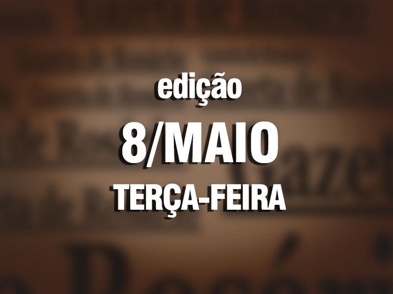 Leia a edição da Gazeta de Rosário do dia 8 de maio de 2018 • Gazeta de  Rosário b662503ec7594