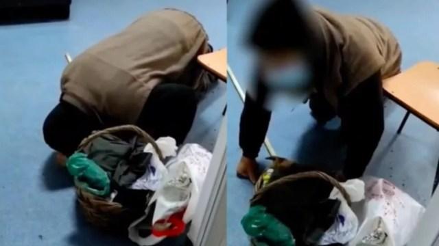 video-pensionar-lasat-sa-moara-pe-holurile-spitalului-din-corabia-–-imagini-ingrozitoare