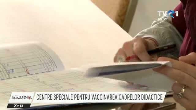 vor-fi-deschise-centre-speciale-pentru-vaccinarea-cadrelor-didactice
