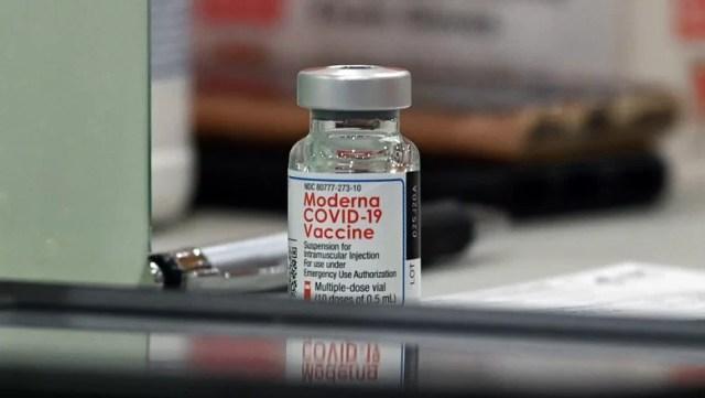 vaccin moderna