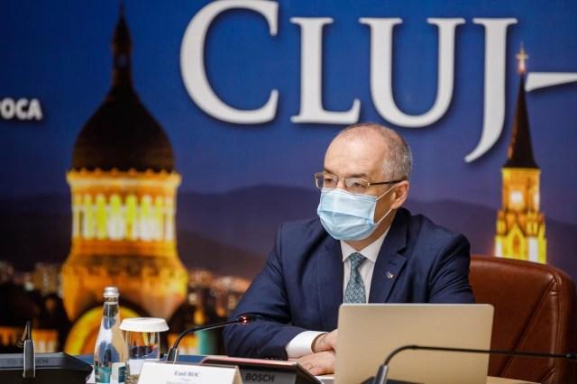emil boc despre pandemie