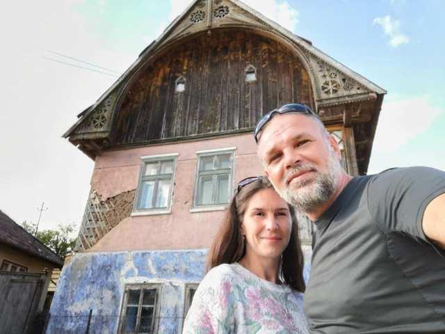 Cosmin Giurgiu și Lavinia Hagău