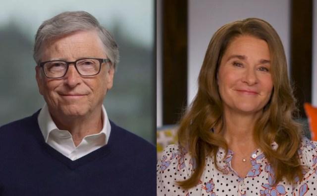 Bill Gates divorteaza de Melinda
