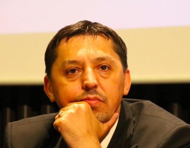 Daniel David rector UBB