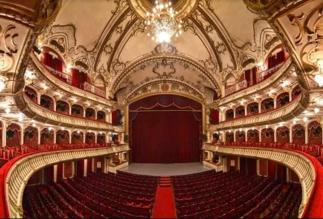 Concert test la Cluj
