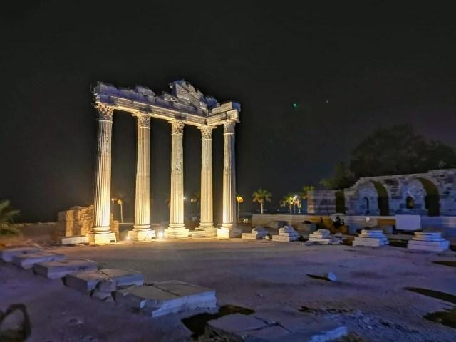 Templul lui Apollo Turcia FOTO Cosmin Giurgiu Copyright 2020 APDT
