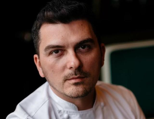 Bogdan Danila restaurant Cluj
