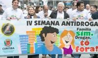 Caminhada Antidrogas reuniu mais de 3 mil pessoas