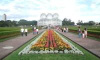 Curitiba entre as cidades mais visitadas por brasileiros