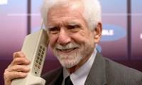 Primeira ligação de celular foi a mais de 40 anos