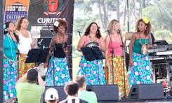 Projeto Expressões Curitibanas ocupa palco das Ruínas aos domingos