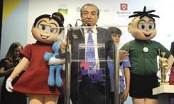 Mauricio de Sousa completa 80 anos