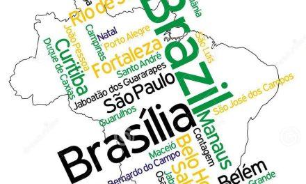 Algumas cidades brasileiras com nomes engraçados