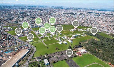 Neoville cria novo centro comercial na região
