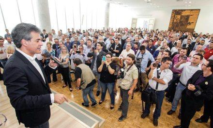 Richa libera R$ 28,6 milhões para 249 municípios