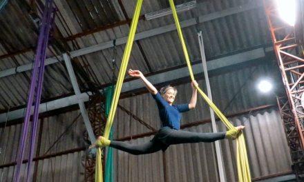ATRI Circo – Uma Escola para moldar o corpo