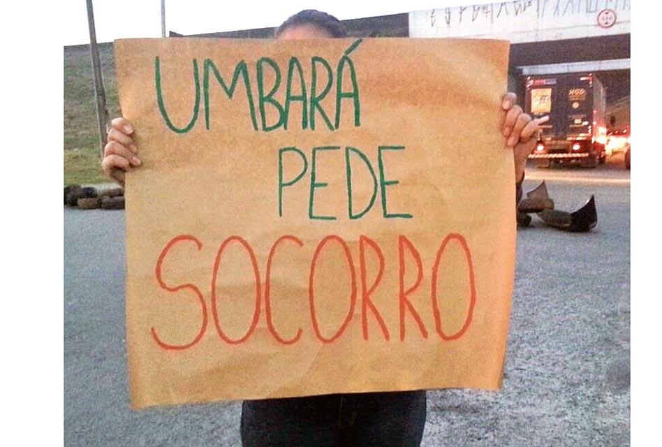 Violência toma conta do bairro Umbará