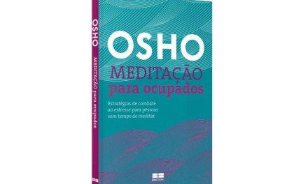 Livro Meditação para ocupados
