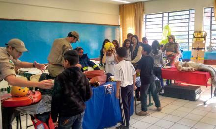 Polícia Militar e Comunidade Escolar: uma parceria que dá certo