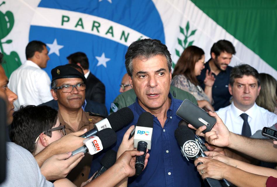Richa confirma reintegração e volta do subsídio ao transporte coletivo entre Curitiba e RMC