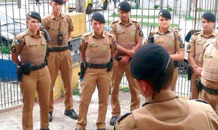 Aumenta policiamento  na região