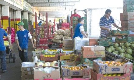 Ceasa do Paraná tem aumento de 6,1% na comercialização