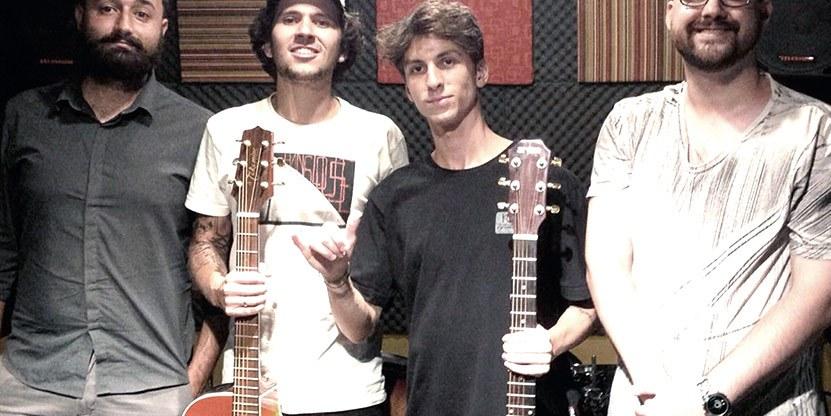 Leonardo Sudol e Banda