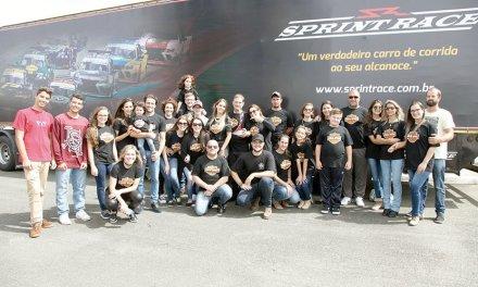 Piloto Billy Zonta Gabardo foi homenageado pela Sprint Race